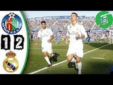 Download Getafe VS Real Madrid 1-2   -Extended Highlights & Goals 14/10/2017 HD