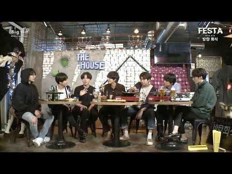 BTS (방탄소년단) '방탄회식' #2018BTSFESTA