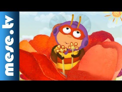 Weöres Sándor: Dongó (animáció, mese gyerekeknek) | MESE TV thumbnail