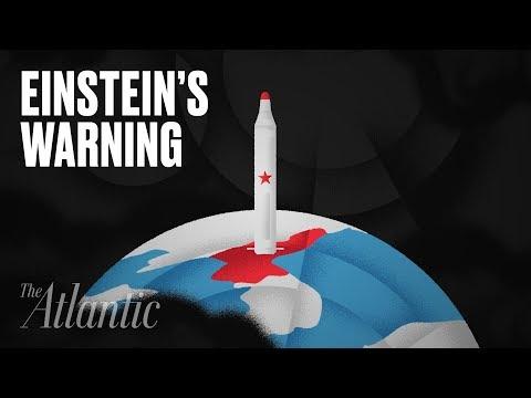 When Einstein Warned the World