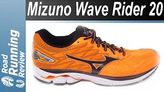 Mizuno Wave Rider 20 Review