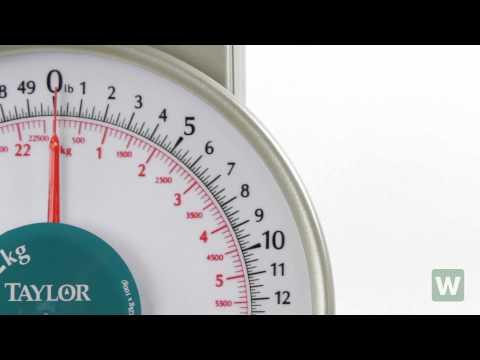 Taylor THD50 50 Lb. Heavy-Duty Scale