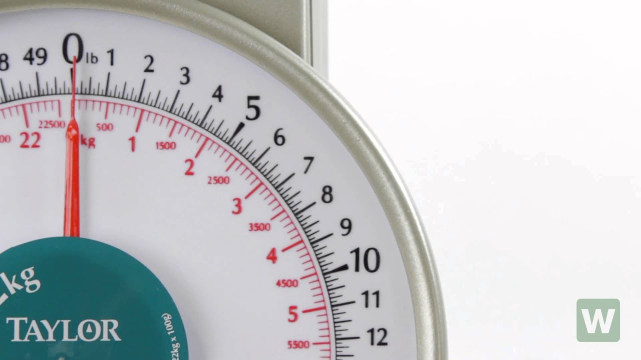 Taylor Weighing Scales