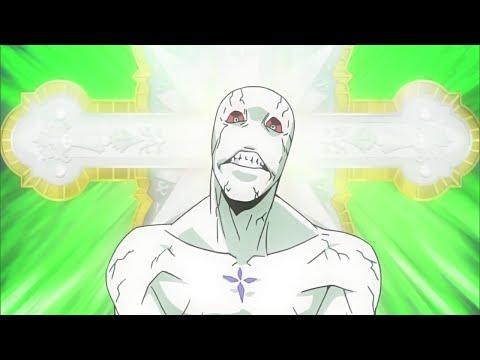 D. Gray man Hallow - Tiky Mikk y Allen Walker vs Apócrifo - Sub español/HD Completo [1080p]