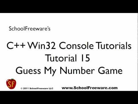 Win32 Console