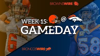 Week 15: Browns vs Broncos Saturday Night Football LIVE REACTION!