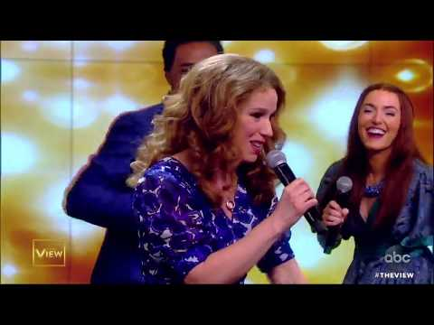 The Cast of 'Beautiful: The Carole King Musical' Performs | The View