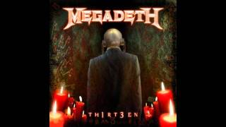 Megadeth - New World Order - [Th1rt3en] - Thirteen