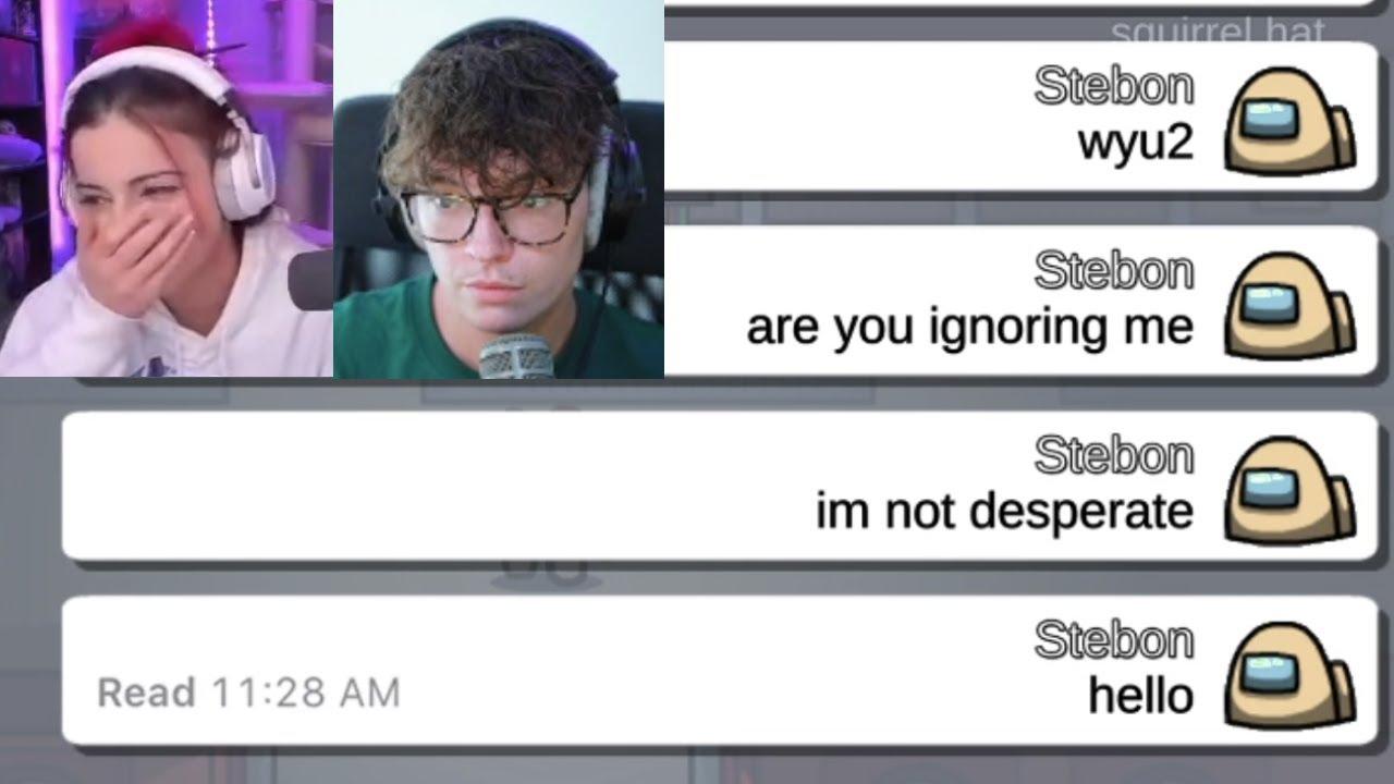 Awkward Rat Slides into Annie's DMs