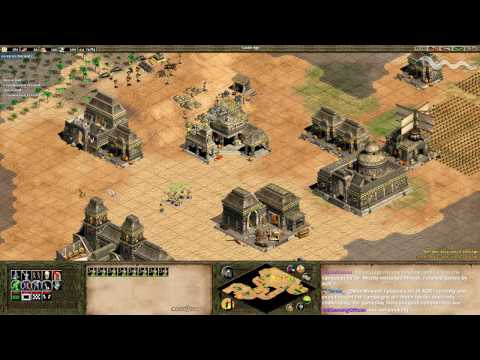 1v1 Arabia vs BacT - Aztec War