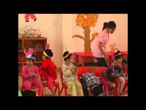 Giới thiệu lớp học trường mầm non Hồng Nhung T.p Thái Bình