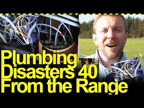 PLUMBING DISASTERS 40 - Plumbing T-shirts - Plumbing Tips