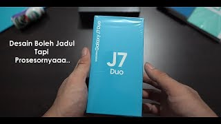 Samsung Galaxy J7 Duo Resmi Unboxing Indonesia