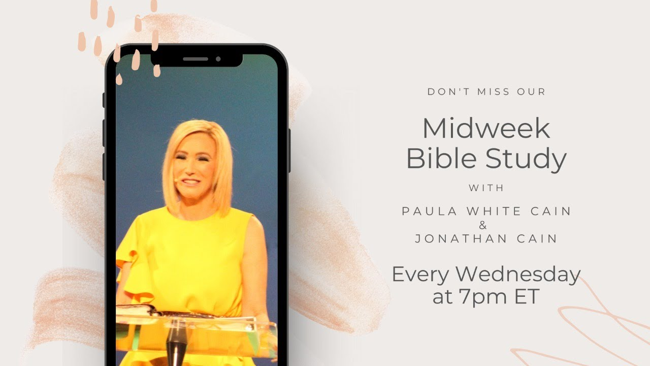 Midweek Bible Study with Pastor Paula White Cain