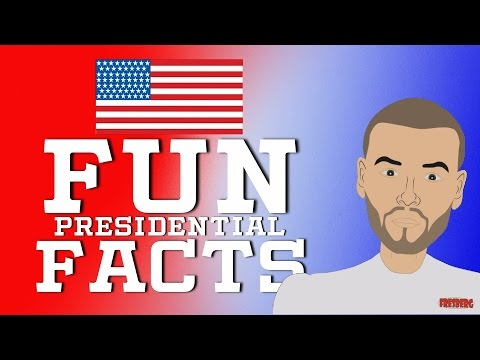 President 39 s day for kids presidential fun facts for Fun facts about the presidents