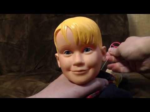 Horrifying Macaulay Culkin Doll   Ashens thumbnail