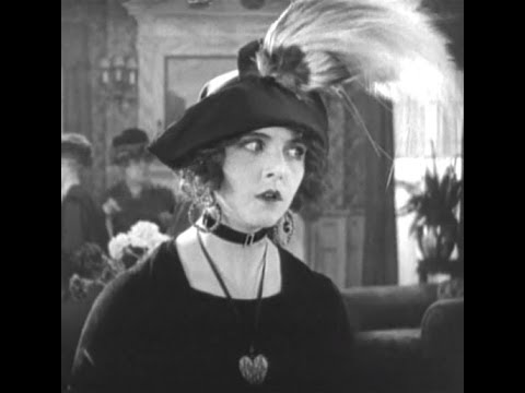 """""""The Flapper"""" (1920) Starring Olive Thomas"""