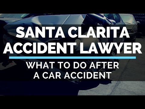 Accident attorney Robert Mansour discusses what to do after a car accident. If you need help with your injury cases, Robert serves Santa Clarita, Valencia, Newhall, Castaic, Stevenson Ranch, Saugus, Canyon Country, Palmdale, Lancaster, San Fernando, Chatsworth, Northridge, and surrounding areas.