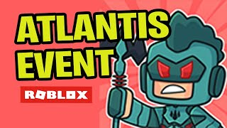 🔱 Roblox Power Simulator ATLANTIS EVENT Location Update