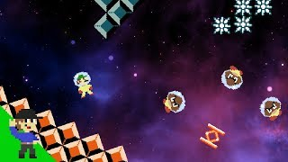 Luigi wins by doing absolutely nothing in SPACE