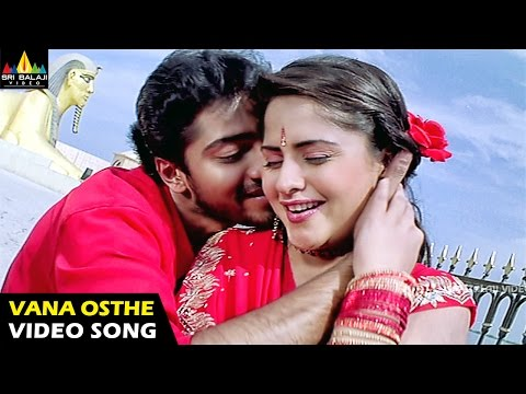 Bommana Brothers Chandana Sisters Songs | Vana Osthe Video Song | Naresh, Farzana
