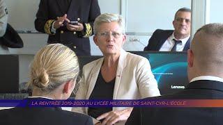 Yvelines | La rentrée 2019-2020 au lycée militaire de Saint-Cyr-l'Ecole