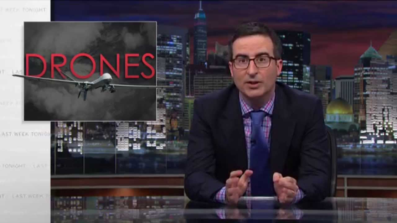 Drones Last Week Tonight With John Oliver Hbo Youtube