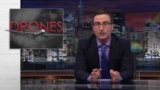 Drones: Last Week Tonight with John Oliver (HBO)(The United States has launched a huge number of drone strikes under President Obama. It's widely accepted and extremely terrifying. Connect with Last Week ..., 2014-09-29T06:30:01.000Z)