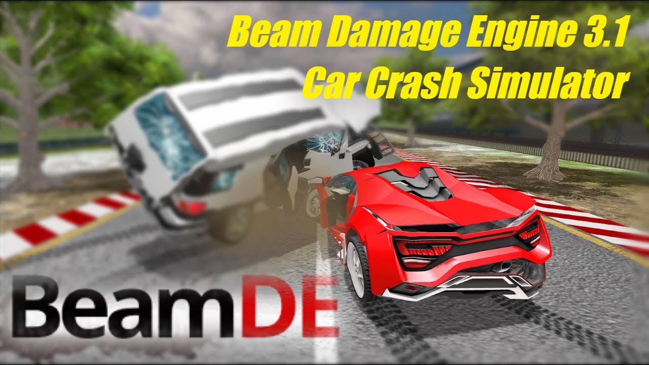 Beam Damage Engine 3.1: Car Crash Simulator - Free Car Games To Play ...