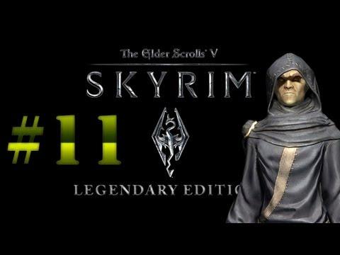 Skyrim Legendary Edition #11 - Вызывающая