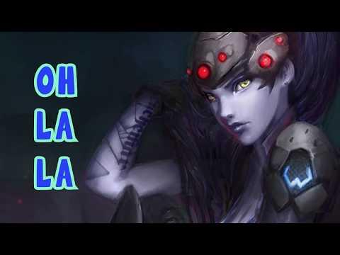 [Overwatch] Widowmaker - Oh La La [Free Ringtone Download]