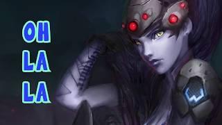Video [Overwatch] Widowmaker - Oh La La [Free Ringtone Download] download MP3, 3GP, MP4, WEBM, AVI, FLV November 2018