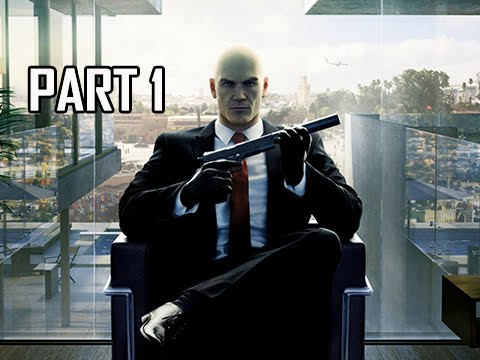 Hitman Walkthrough Part 1 - Prologue - Enter a World of Assassination (2016 Gameplay Commentary)