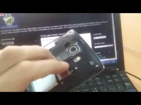 Sửa lỗi mã hóa bộ nhớ lg lte2/vu2 - YouTube