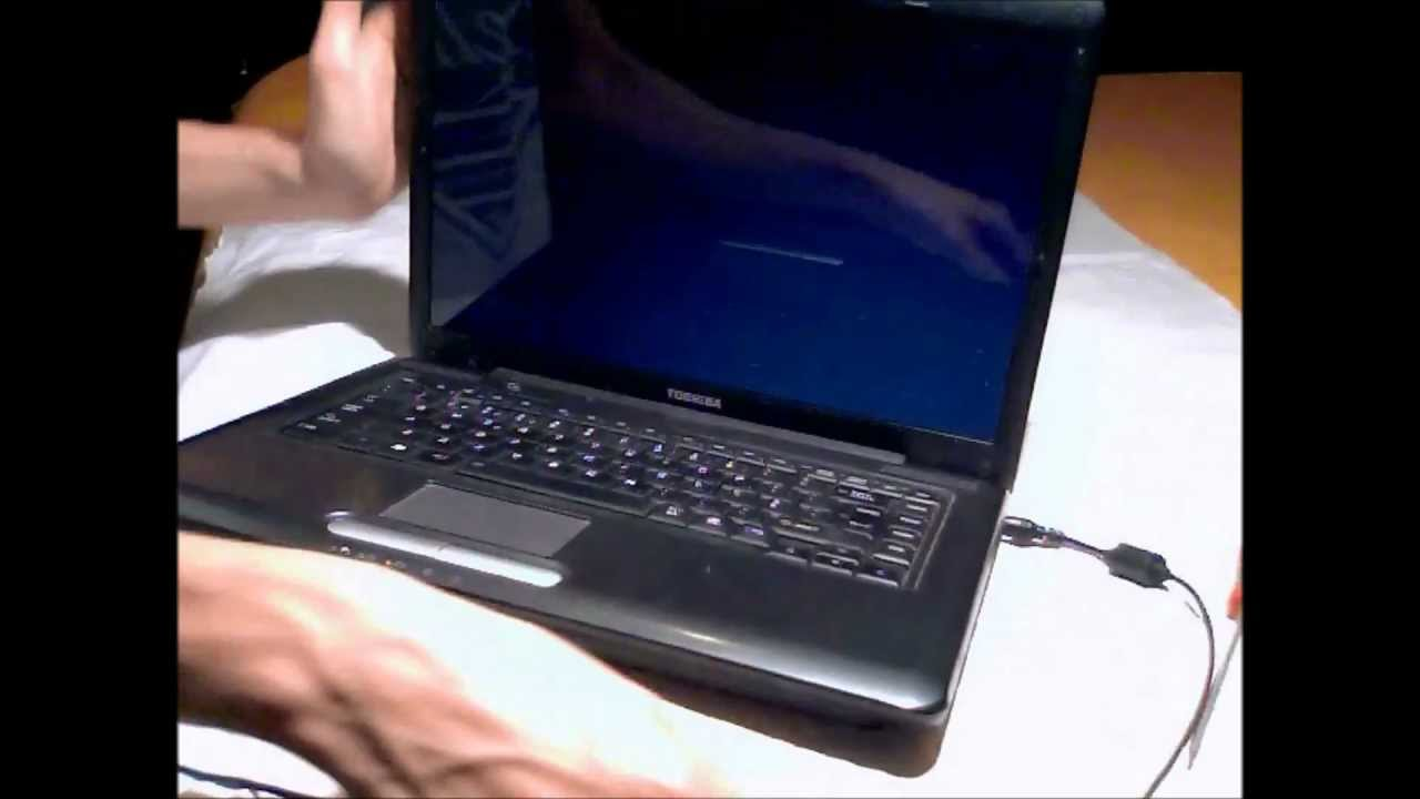 Toshiba Satellite P770 Supervisor Password Windows 7