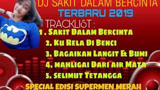 DJ SAKIT DALAM BERCINTA SPECIAL NIGHT DISCO PARTY TERBARU 2019 [ DJ FADLAN JACK ]