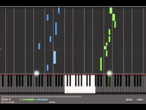 [Piano Version] Higurashi no Naku Koro ni - Dear You