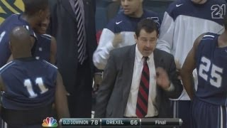 ODU Wins First Game With Corrigan as Head Coach
