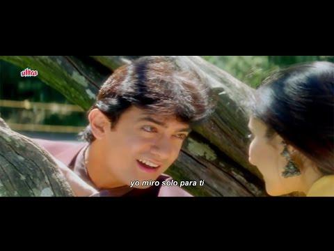 Tinak Tin Tana - Mann (sub español) FULL HD 1920X1080 Aamir Khan y Manisha Koirala