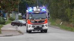 Länsi-Uusimaa 801 responding in September 2017