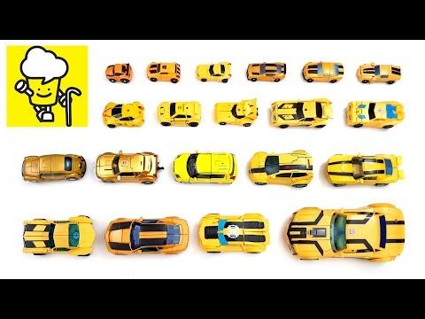 Bumblebee Transformer robot yellow car toys トランスフォーマー 變形金剛 Vehicle Car