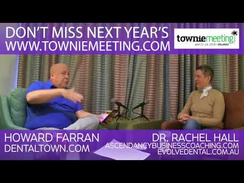 """Holistic Approach to """"Success In Dental Practice"""" With 'Howard Farran' -[Dental Coach]"""