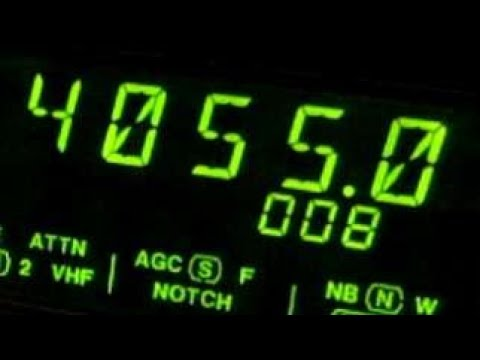 Radio Verdad shortwave broadcasts on 4055 kHz