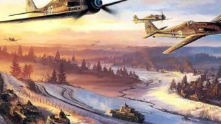 Образы мира войны и любви