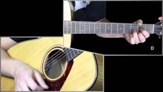 Вид боя Сплин - Мое сердце (Уроки игры на гитаре Guitarist.kz)