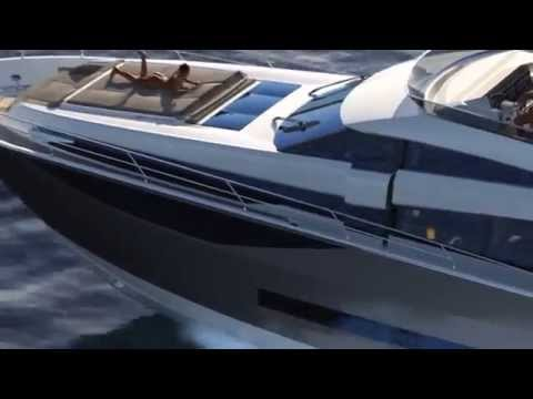 Yachts Dealer in India - Prestige 750 Luxury Motor Yacht - Marine Solutions