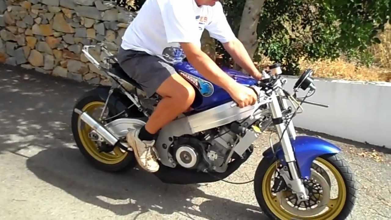 Suzuki Rg Modified