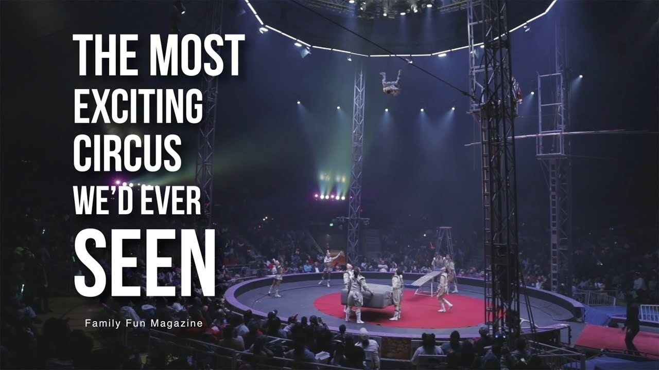 Most Exciting Circus...