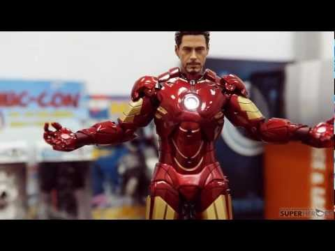 Hot Toys Iron Man Mark 4 Review