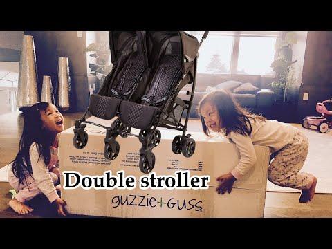Guzzie + Guss Twice Double Umbrella Stroller Full Review